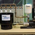 Towle Whitney Simplex Water Pressure Booster Pump System