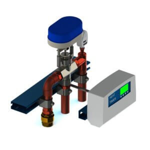 Electronic Mixing Valve Station