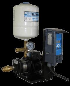 Simplex Water Pressure Booster Pump System