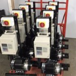 Nema 4X Rooftop Water Booster Pumps