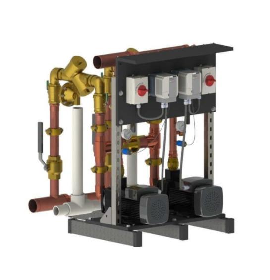 gen 5 water booster pump
